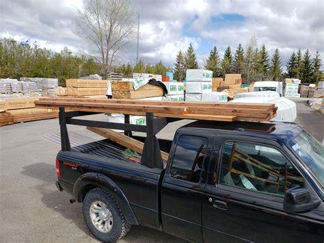 Homemade-Diy-Truck-Rack