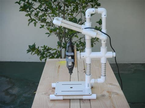 Homemade-Drill-Press-Plans