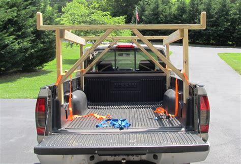Homemade-Kayak-Truck-Rack-Plans