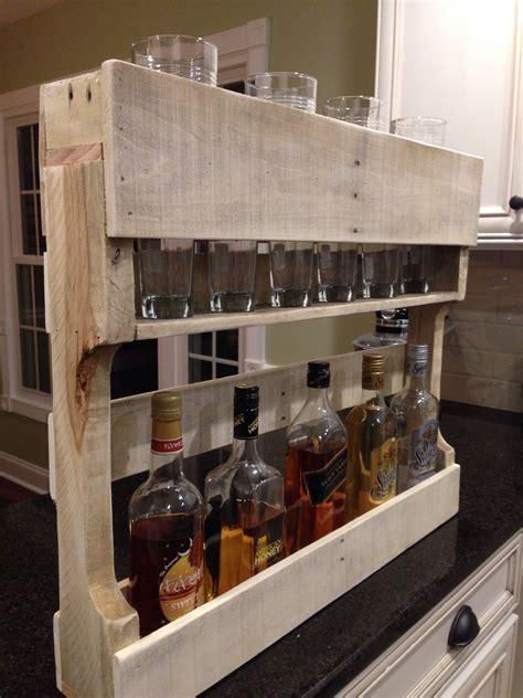 Homemade-Liquor-Shelving-Plans