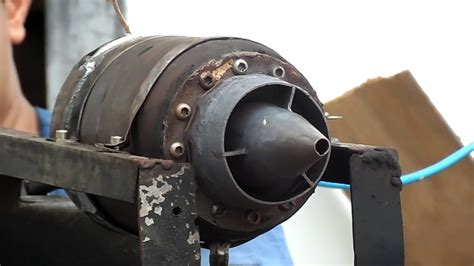 Homemade-Mini-Jet-Engine