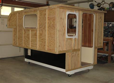 Homemade-Pickup-Camper-Plans