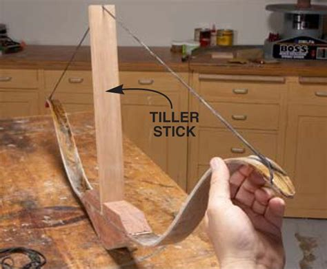 Homemade-Recurve-Bow-Plans