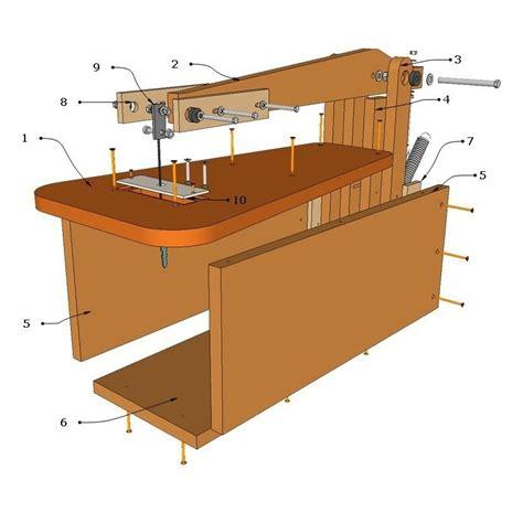 Homemade-Scroll-Saw-Machine-Plans