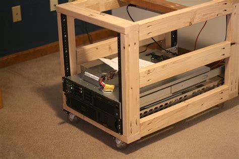 Homemade-Server-Rack-Plans