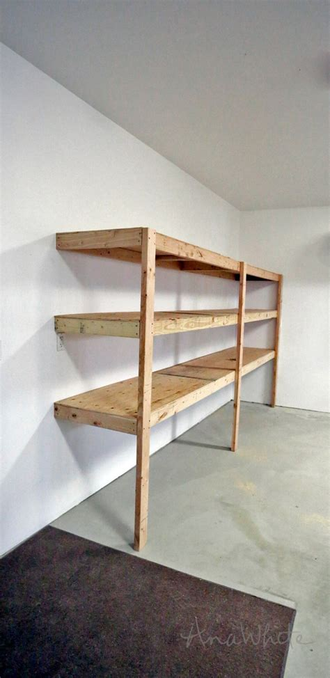 Homemade-Shelving-Plans