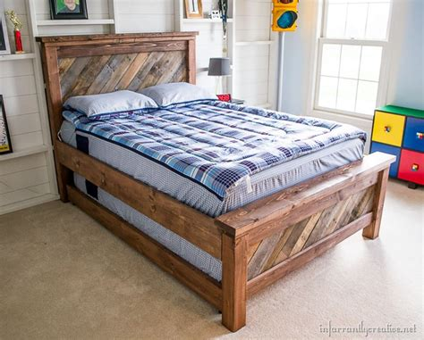 Homemade-Trundle-Bed-Plans