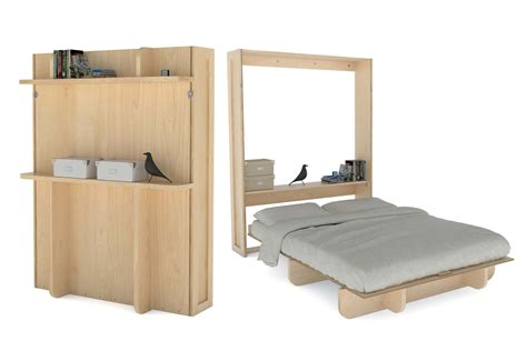 Homemade-Wall-Bed-Plans