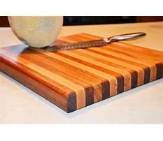 Best Homemade cutting board.aspx