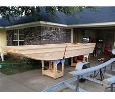 Best Homemade flat bottom boat plans