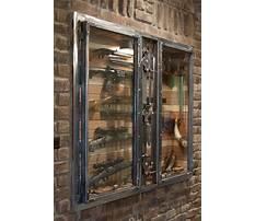 Best Homemade steel gun cabinet
