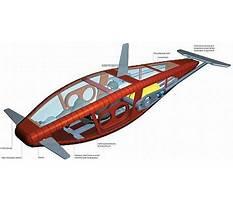 Best Homemade toy submarine plans