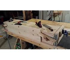 Best Homemade wood bench.aspx