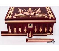 Best Homemade wooden puzzle box
