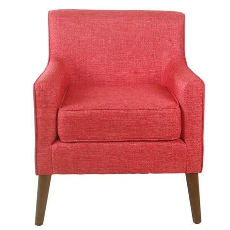 Homepop Davis Mid Century Accent Chair
