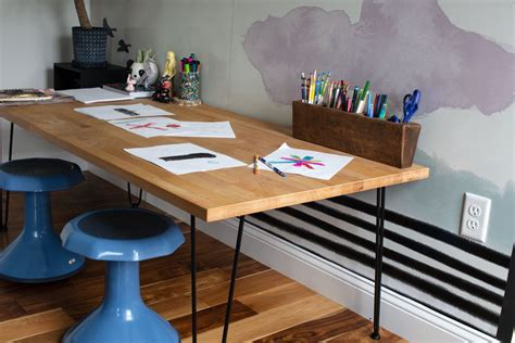 Homeschool-Desk-Diy