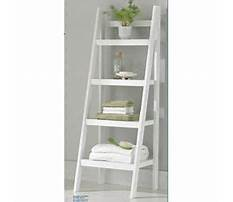 Best Homestar leaning ladder bookshelf