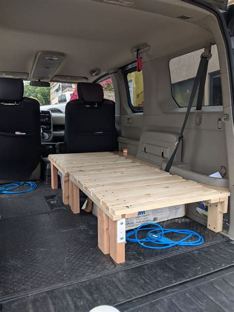 Honda Element Diy Bed Platform