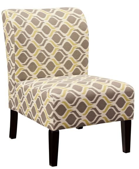 Honnally Accent Chair Gunmetal
