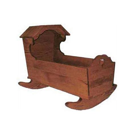 Hooded-Baby-Cradle-Plans