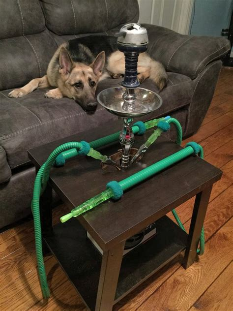 Hookah Table Diy