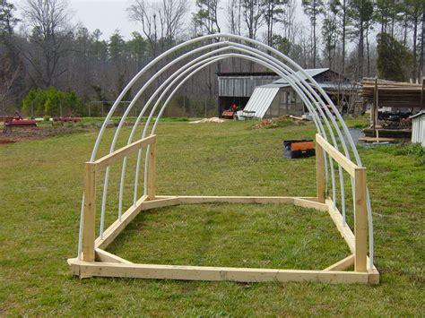 Hoop-Greenhouse-Plans