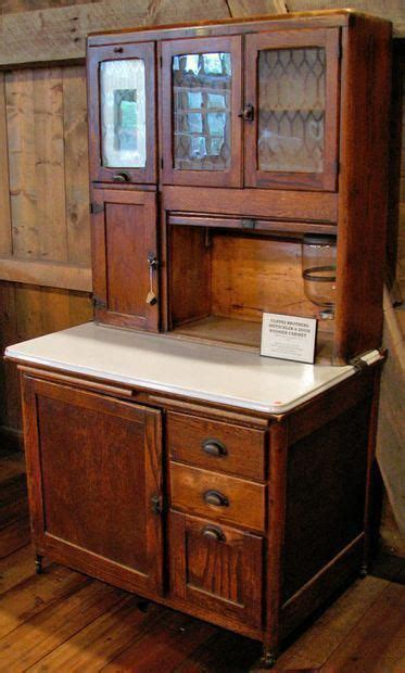 Hoosier Cabinet Woodworking Plans