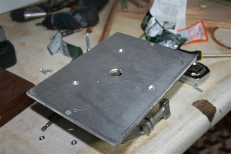 Horizontal Mortiser Router Jig Shopnotes