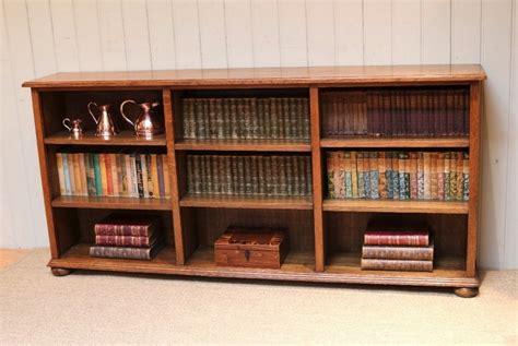 Horizontal-Bookcase-Plans