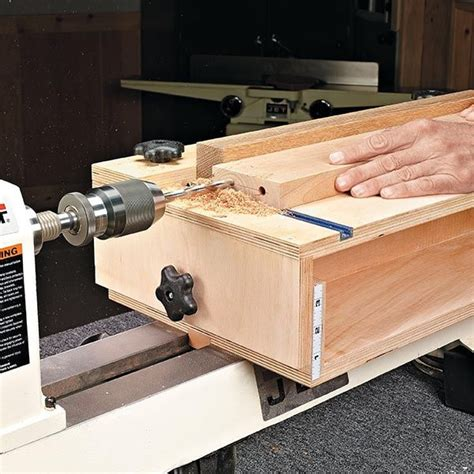 Horizontal-Drilling-Woodworking