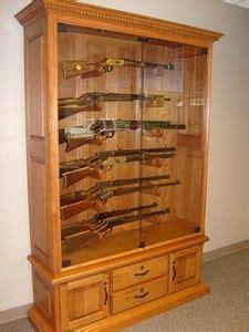 Horizontal-Gun-Cabinet-Plans