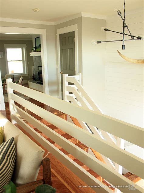 Horizontal-Wood-Stair-Railing-Diy