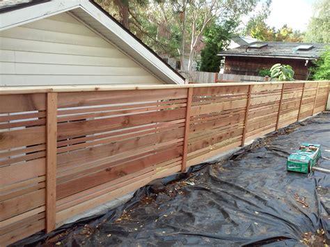 Horizontal-Wooden-Fence-Plans