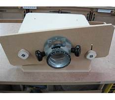 Best Horizontal router table.aspx