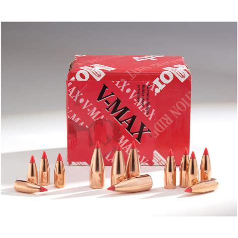 Hornady 224 55 Grain Vmax And Hornady 224 Gmx