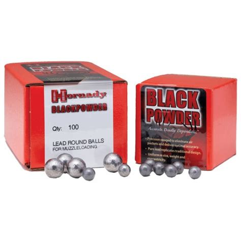 Hornady Lead Round Balls And Hornady Lock And Load Press For Sale