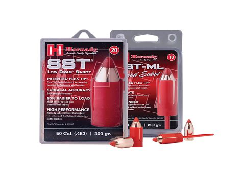 Hornady Sst Muzzleloader Sabot Bullet Review And Factory Remington Center Trigger Guard Screw 700 Adl