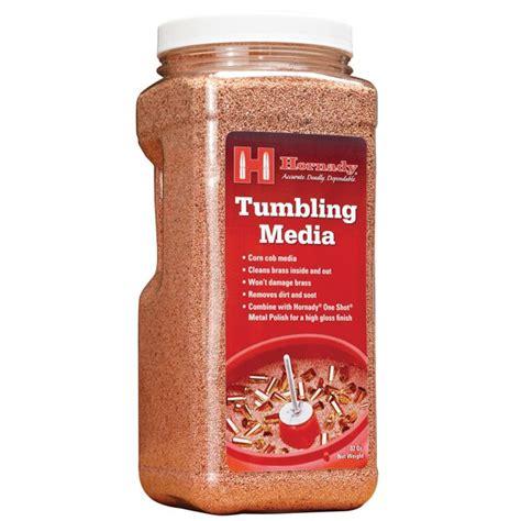 Hornady Tumbling Media And 223 Hornady Powder Die
