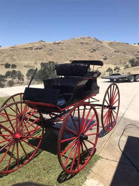 Horse Buggy Plans For Sale