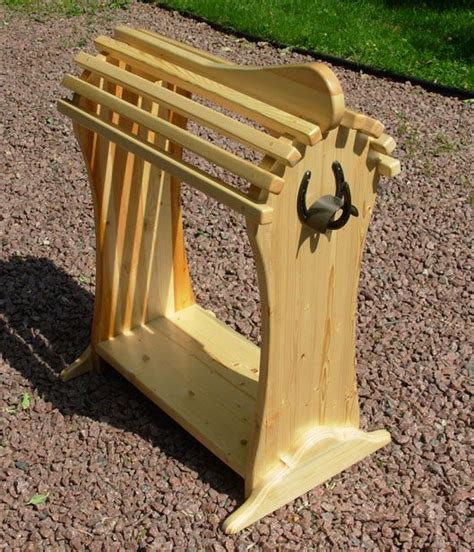 Horse Saddle Holder Plans For Picnic Table