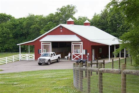 Horse-Barn-Plans-With-Garage