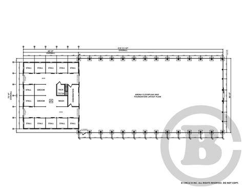 Horse-Barn-With-Indoor-Arena-Floor-Plans