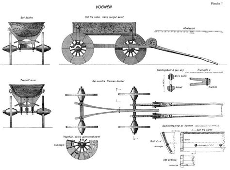 Horse-Drawn-Cart-Plans