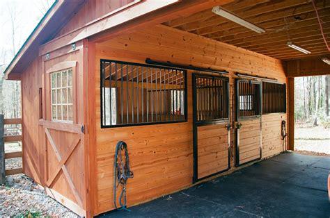 Horse-Shed-Garage-Plans