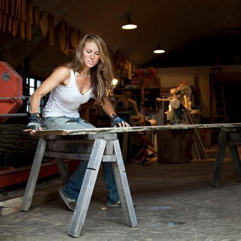 Hot-Female-Woodworkers