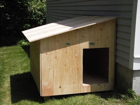 Hot-Weather-Dog-House-Plans