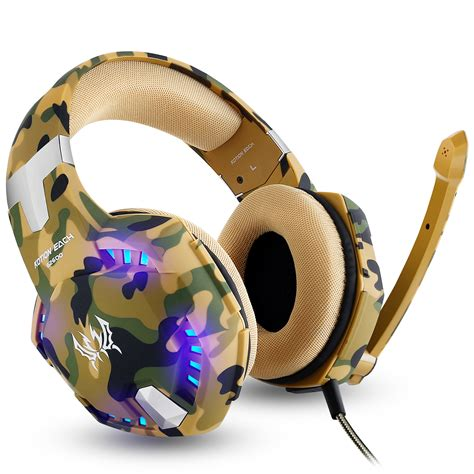 HotEnergy Computer Gaming Headset with Microphone Usb for Ps3 and Pc