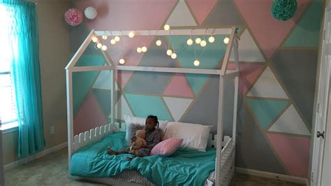 House Bed Diy Twin