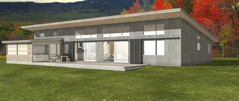 House Plans For Green Living