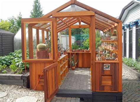 House Plans With Built In Greenhouse